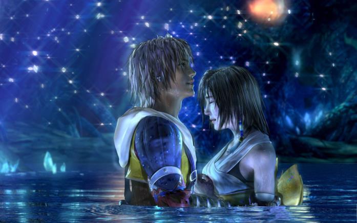 Il decimo capitolo di Final Fantasy uscì originariamente nel 2001 solo su PS2