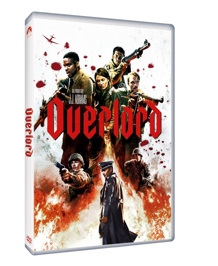 DVD Overlord
