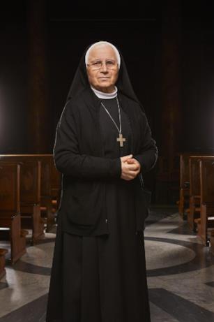 Suor Felicita, una delle suore di Ti spedisco in convento Italia
