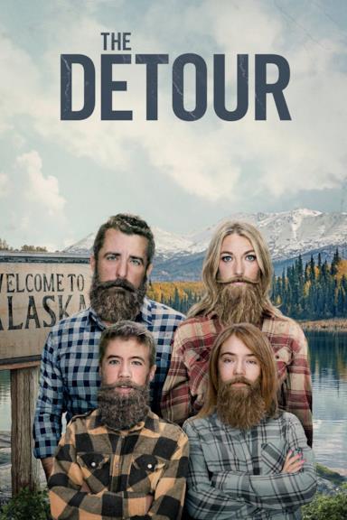 Poster The Detour
