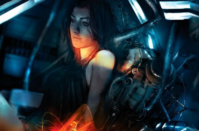 Miranda in Mass Effect 3