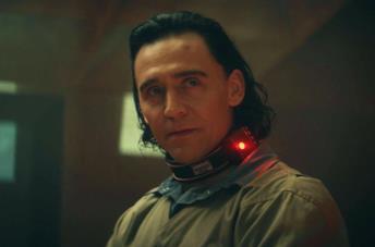 Loki con il collare della TVA