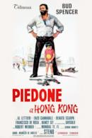 Poster Piedone a Hong Kong