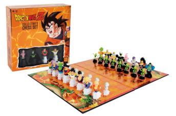 Scacchi Dragon Ball Z