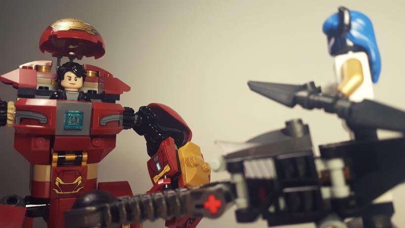 Bruce Banner all'attacco di Proxima Midnight
