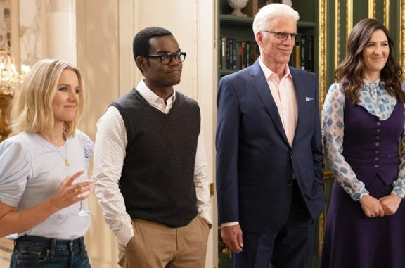 Come si conclude The Good Place