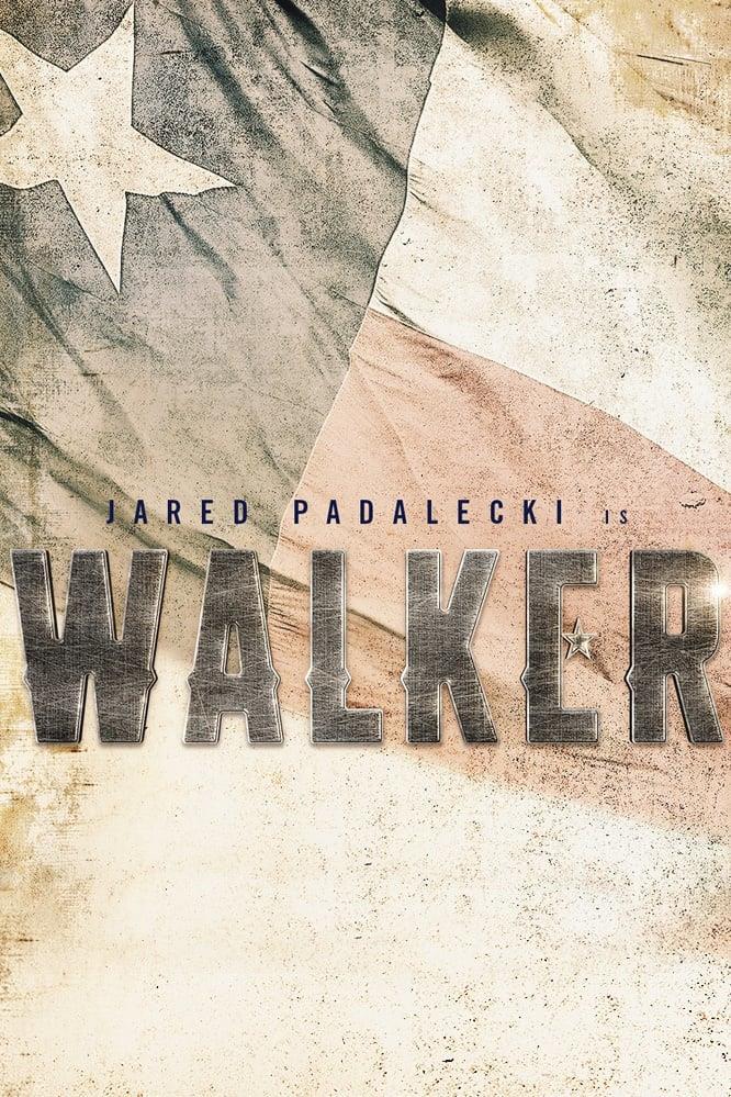 La locandina di Walker