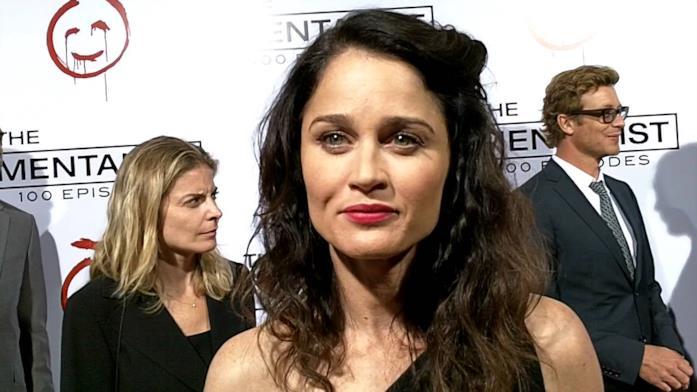 L'attrice di The Mentalist Robin Tunney