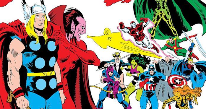 Cover di Mephisto Vs. The Avengers #4