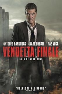 Poster Vendetta finale - Acts of vengeance