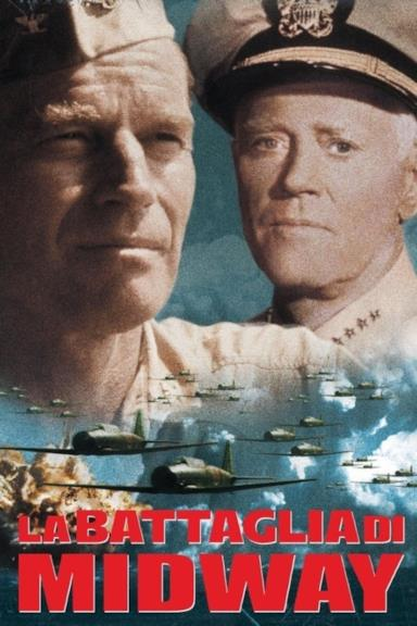 Poster La battaglia di Midway