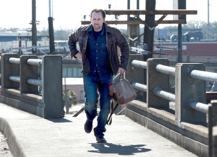 Nicolas Cage in una scena del film Solo per vendetta