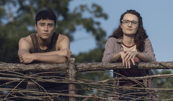 Rodney e Adeline di The Walking Dead