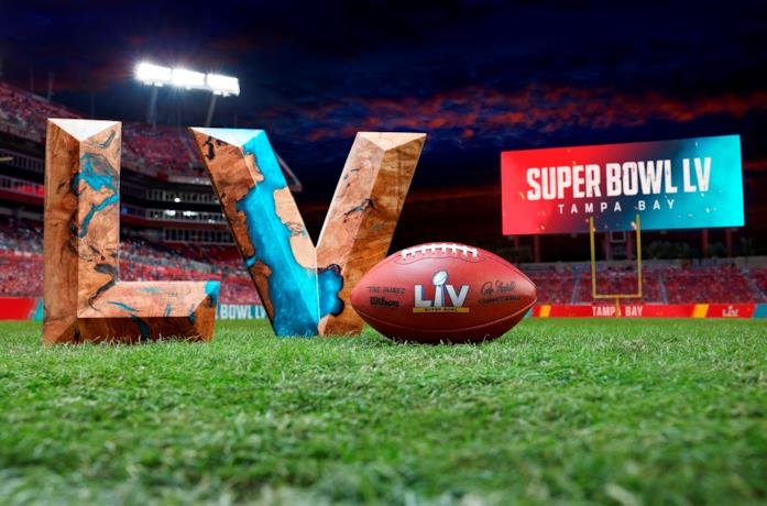 Il campo del Super Bowl 2021