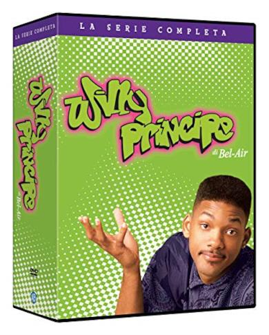 Cofanetto DVD di Willy, il Principe di Bel-Air - Stagioni 1-6