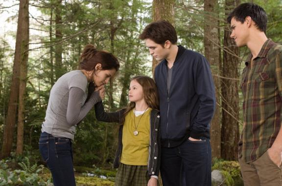 Twilight: il finale della saga e il destino dei personaggi
