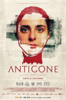 Poster Antigone
