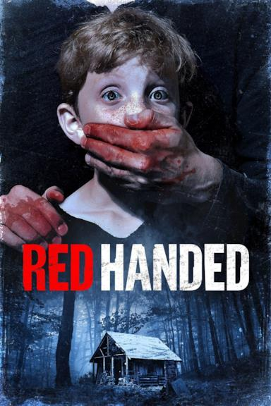 Poster Red Handed