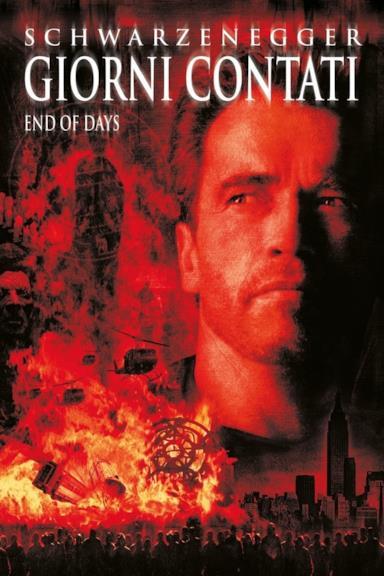 Poster Giorni contati - End of Days