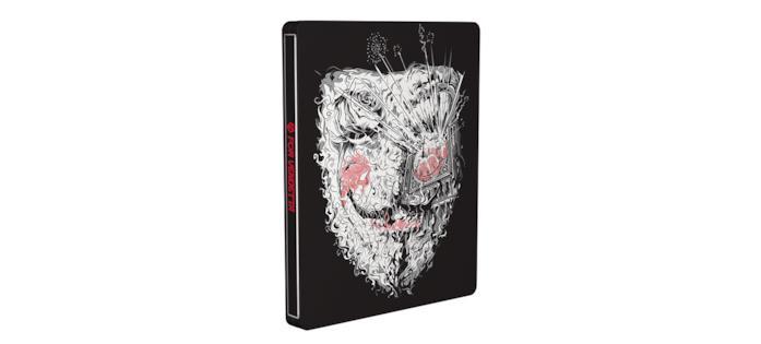 Packshot dello steelbook di V for Vendetta