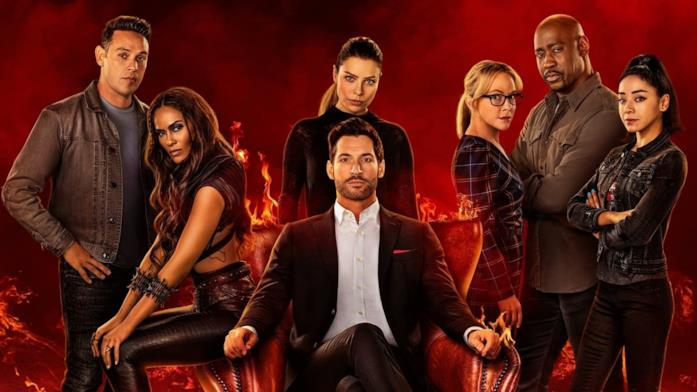 Il cast di Lucifer 6