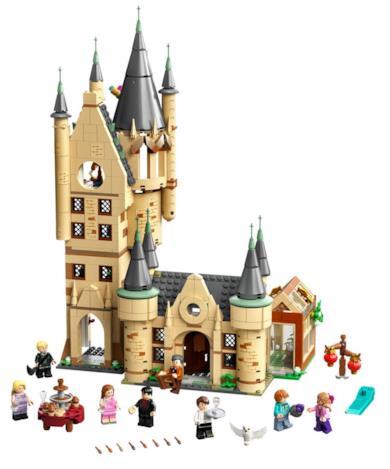 LEGO - Torre di Astronomia di Hogwarts