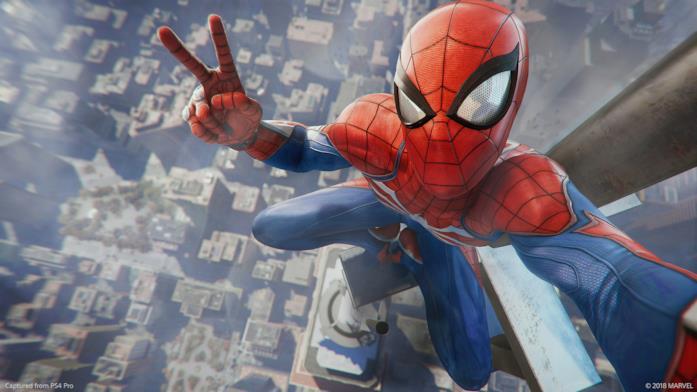 Spider-Man appare più in forma che mai su PlayStation 4
