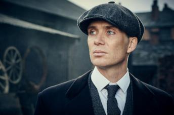 Cillian Murphy è Thomas Shelby in Peaky Blinders