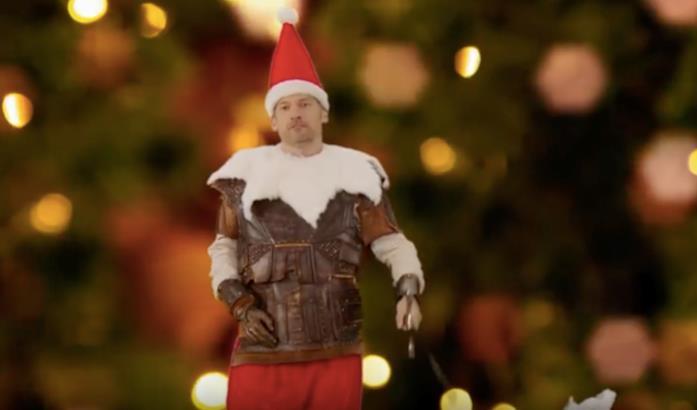 Jamie Lannister in versione elfo