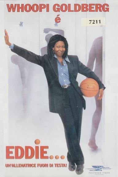 Poster Eddie - Un'allenatrice fuori di testa