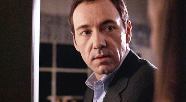 Kevin Spacey in American Beauty
