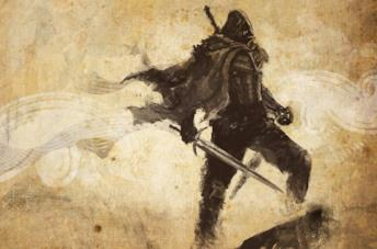 Un artwork del videogioco di Lone Wolf sviluppato da Forge Reply
