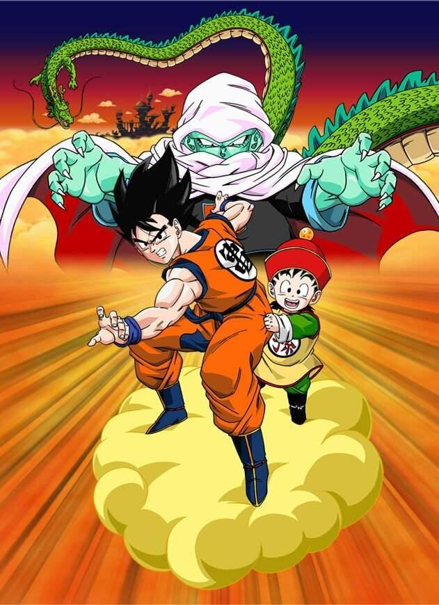 Dragon Ball Z Garlic Jr.