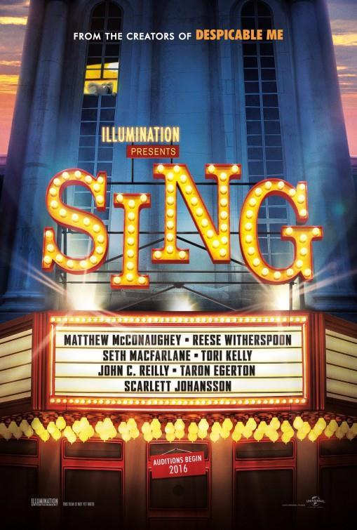 Sing, la recensione del film animato