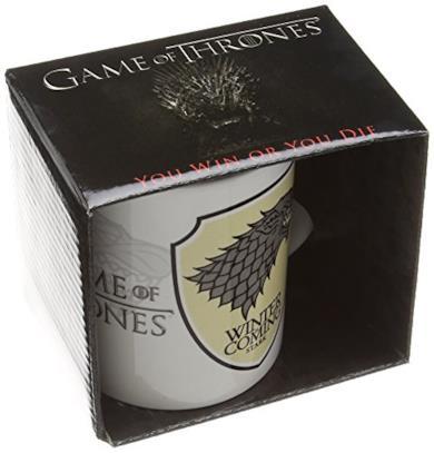 Game of Thrones Tazza Stark