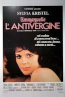 Poster Emmanuelle l'antivergine