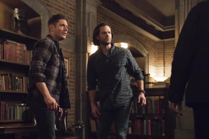 Supernatural: I fratelli Winchester nell'episodio 300