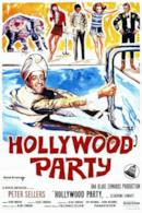 Poster Hollywood Party