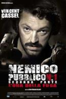 Poster Nemico pubblico n. 1 - L'ora della fuga