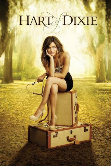 Poster Hart of Dixie