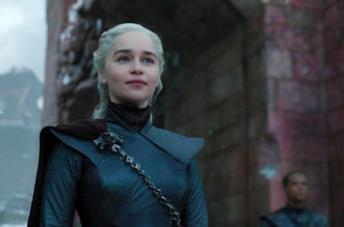 Emilia Clarke nel discorso finale di Daenerys in Game of Thrones
