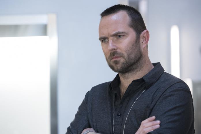 Sullivan Stapleton in un episodio Blindspot