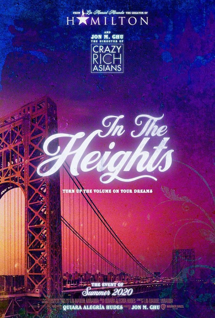 In the Heights, il poster