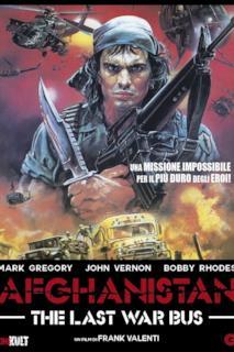 Poster Afganistan - The last war bus (L'ultimo bus di guerra)