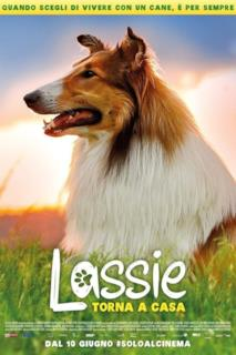 Poster Lassie torna a casa