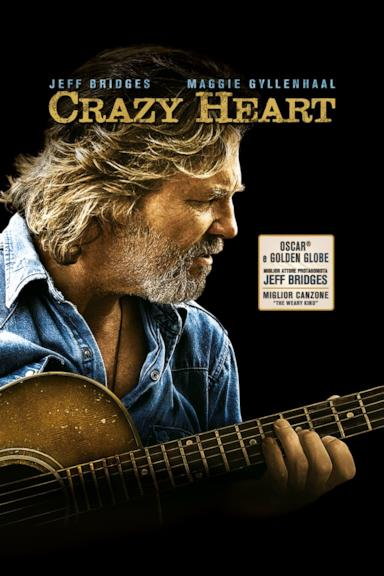 Poster Crazy Heart