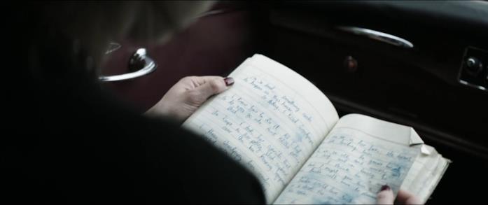 Sophia legge stralci del diario della piccola Josephine