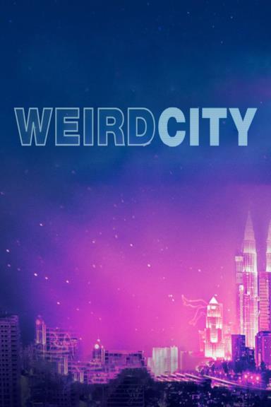 Poster Weird City