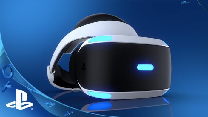 Visore PS VR