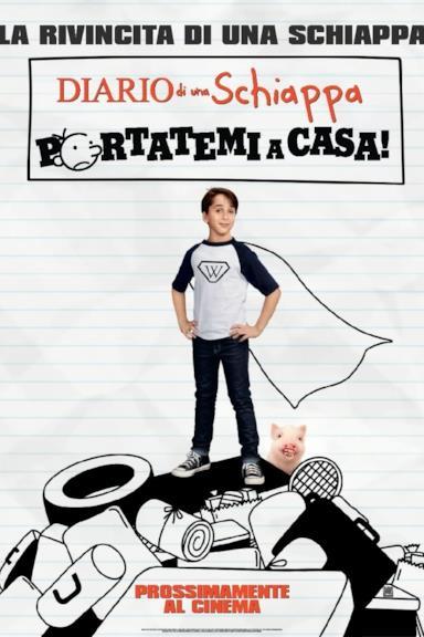 Poster Diario di una schiappa - Portatemi a casa